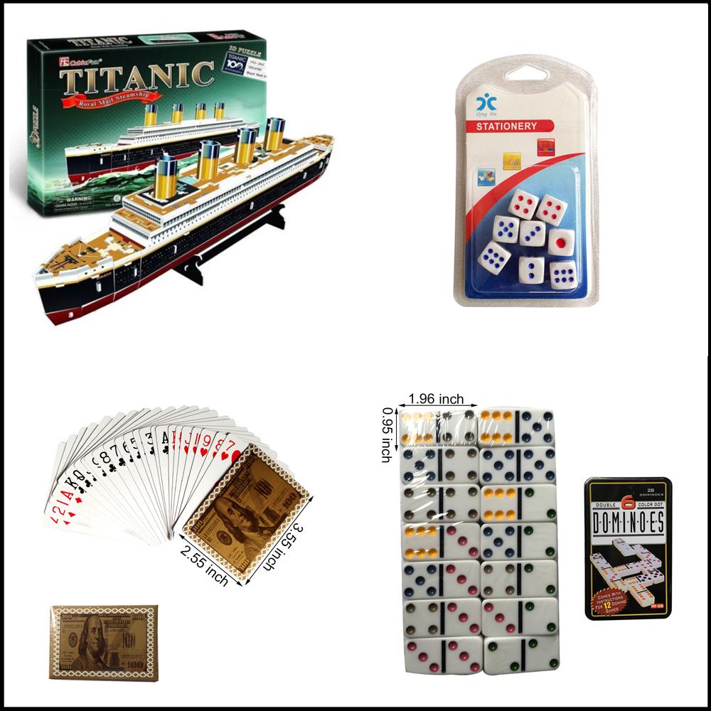 Puzzle & Game